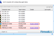 How to Manually Deploy – Install GFI LanGuard Agent When Access is Denied By Remote Host (Server – Workstation)