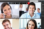 3CX Unified Communications New Web Client IP Phone, Web Meetings, Click-to-Call & More with V15.5