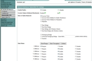 Understanding, Configuring & Tweaking Web-based Cisco Aironet Access Point. Network Interface Radio0 802.11a/b/g Settings