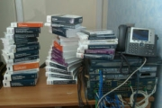 Is your desk filled with Cisco Press?   Impress Cisco Press and Win Free Cisco Press Books