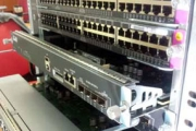 Cisco 4507R+E Layer 3 Installation: Redundant WS-X45-SUP7L-E Supervisor Engines & WS-X4648-RJ45V+E Line Cards