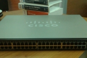 Installation and Setup of Cisco SG500-52P - 500 Series Stackable Managed Switches
