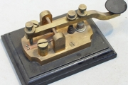 Early Communication Technology - Morse Code and Ethernet