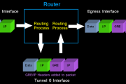 Configuring Point-to-Point GRE VPN Tunnels - Unprotected GRE & Protected GRE over IPSec Tunnels