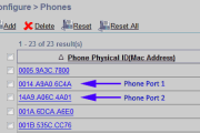 How to Enable & Disable Phone Port Lines on Cisco ATA 186/188 for CallManager - CallManager Express