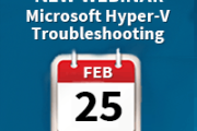 Free Webinar: Troubleshooting & Fixing Microsoft Hyper-V Hosts & Clusters