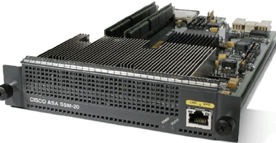 The Cisco CSC-SSM-20 hardware module for the ASA 5500 series Firewalls