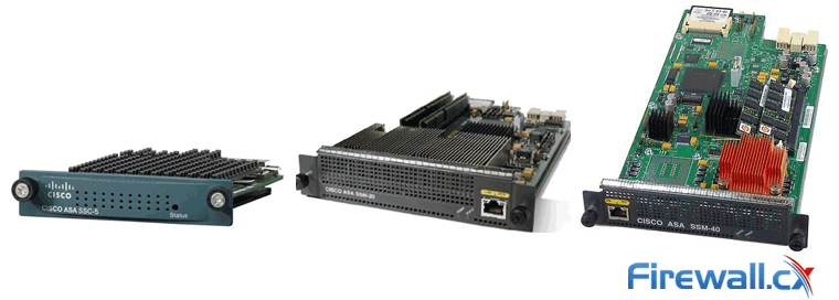 The Cisco ASA Firewall AIP SSC-5, AIP SSM-20 and AIP SSM40 IPS hardware modules
