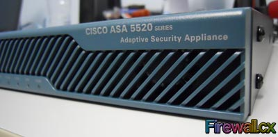 Cisco ASA5500 (5505, 5510, 5520, etc) Series Firewall