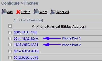 How to Enable & Disable Phone Port Lines on Cisco ATA 186/188 for