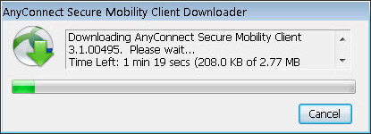 Cisco anyconnect secure mobility client download