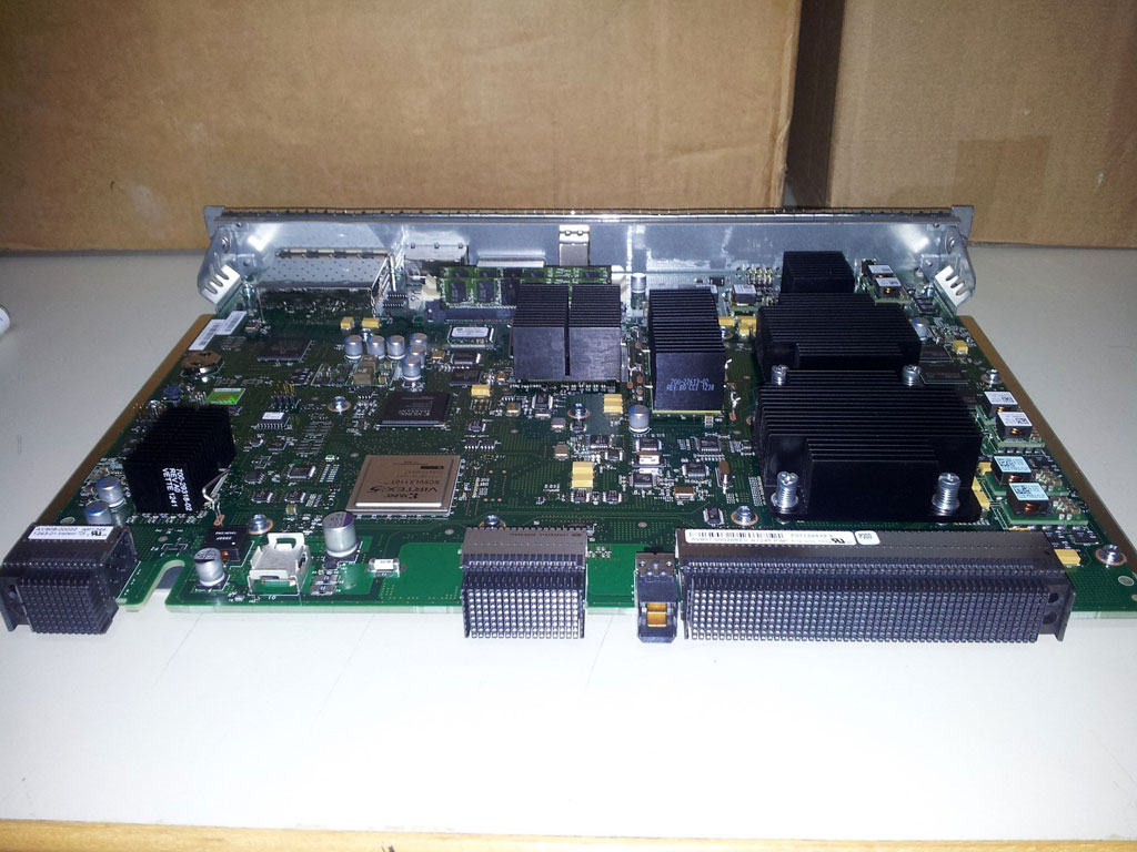 Cisco 4507R+E Layer 3 Installation: Redundant WS-X45-SUP7L-E