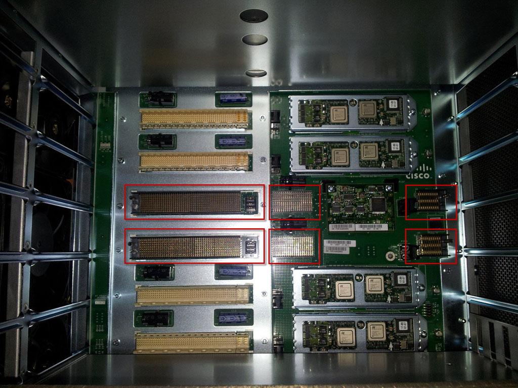 Cisco 4507R+E Layer 3 Installation: Redundant WS-X45-SUP7L-E