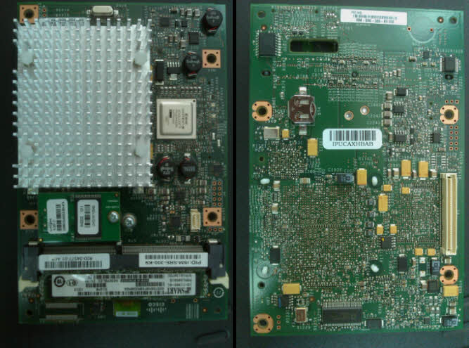 Cisco Unity Express Installation & Setup - ISM-SRE-300-K9