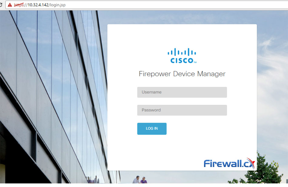 Cisco ASA Firepower Threat Defense (FTD): Download and Installation