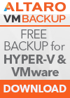Free Hyper-V & VMware Backup Software