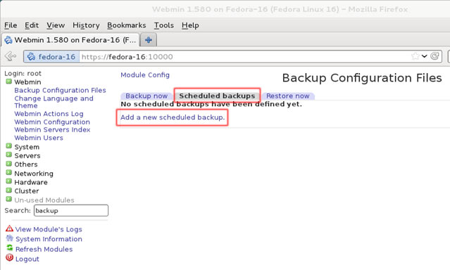 Installing & Configuring Linux Webmin - Linux Web-Based Administration