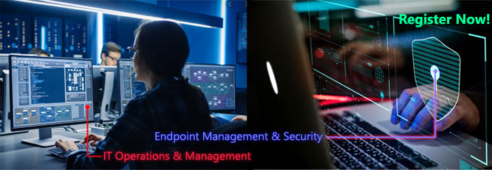 endpoint management it operations security