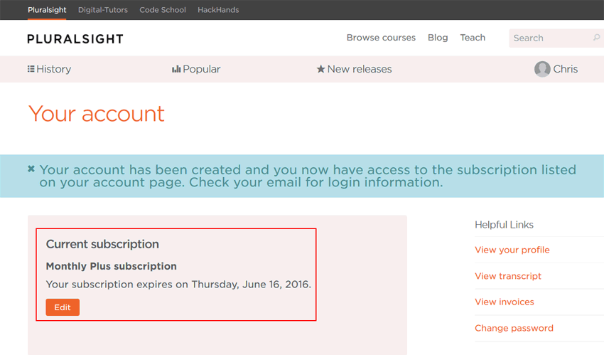Free Pluralsight com Subscription – Free Access to over 4500