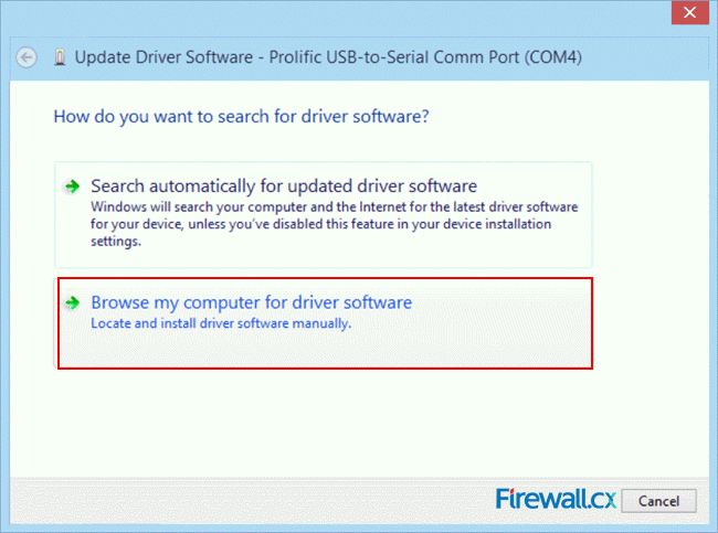 Prolific usb to serial comm port installthinking - Prolific usb to serial comm port driver windows 8 ...