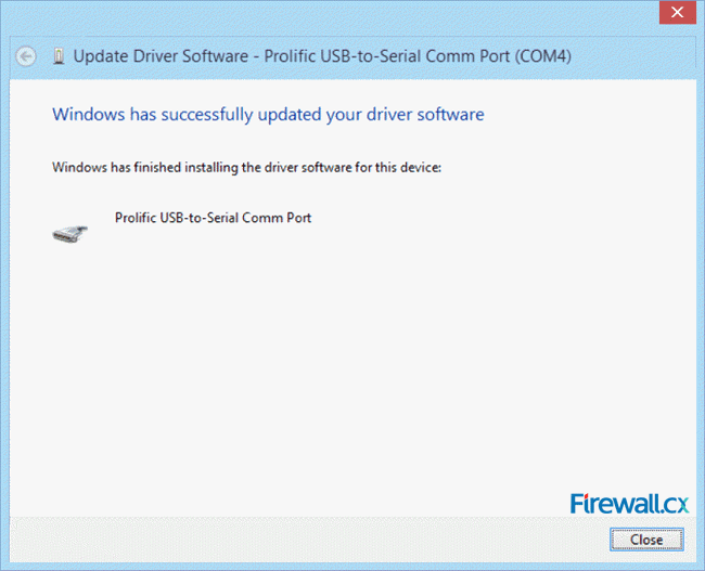 Prolific usb to serial driver download for windows 10 7 8 - Prolific usb to serial comm port driver windows 8 ...