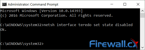 Disabling Windows Teredo to help prevent DNS Leak