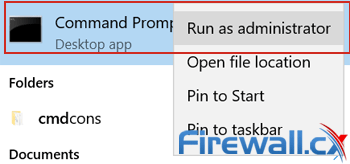 Opening a Windows Command Prompt with Administrator Privileges