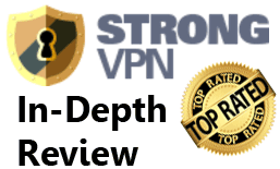 strongvpn top rated