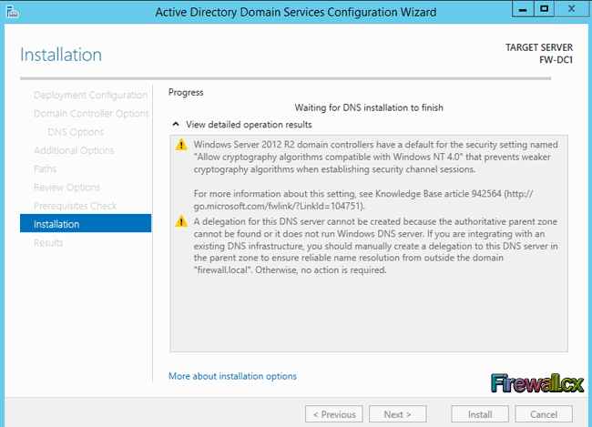 active directory tutorial pdf windows server 2012