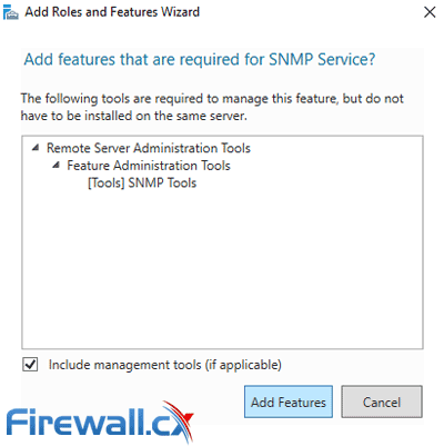 windows server additional snmp tools